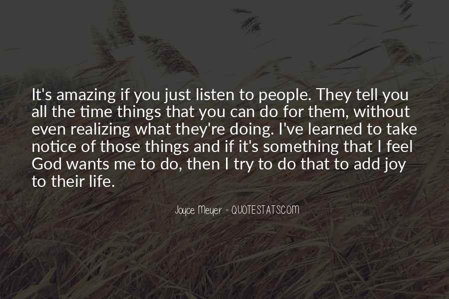 Do Something Amazing Quotes #425995