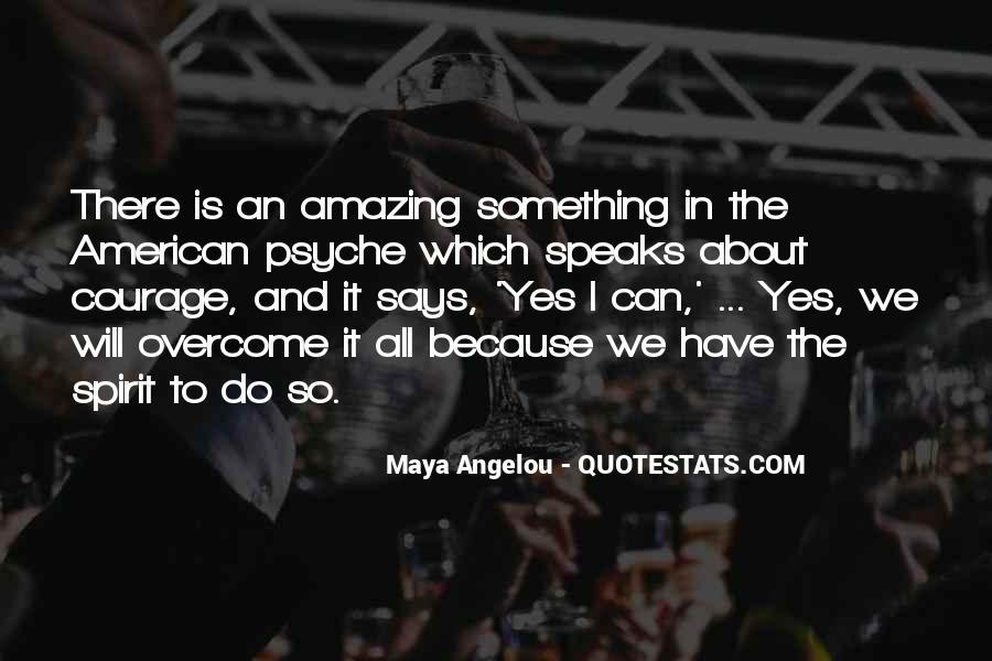 Do Something Amazing Quotes #438427