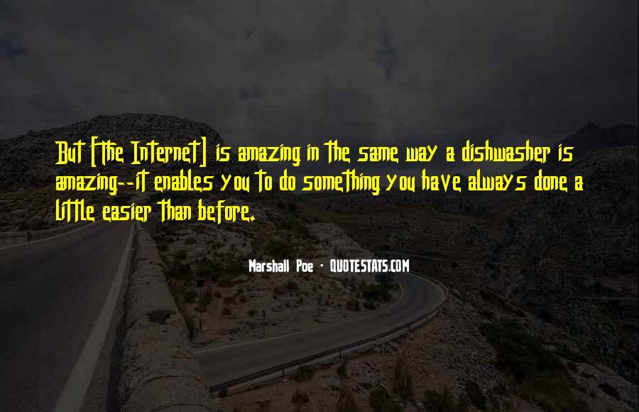 Do Something Amazing Quotes #445364