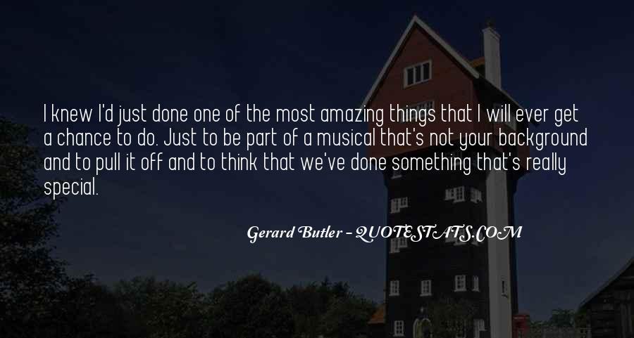 Do Something Amazing Quotes #50029