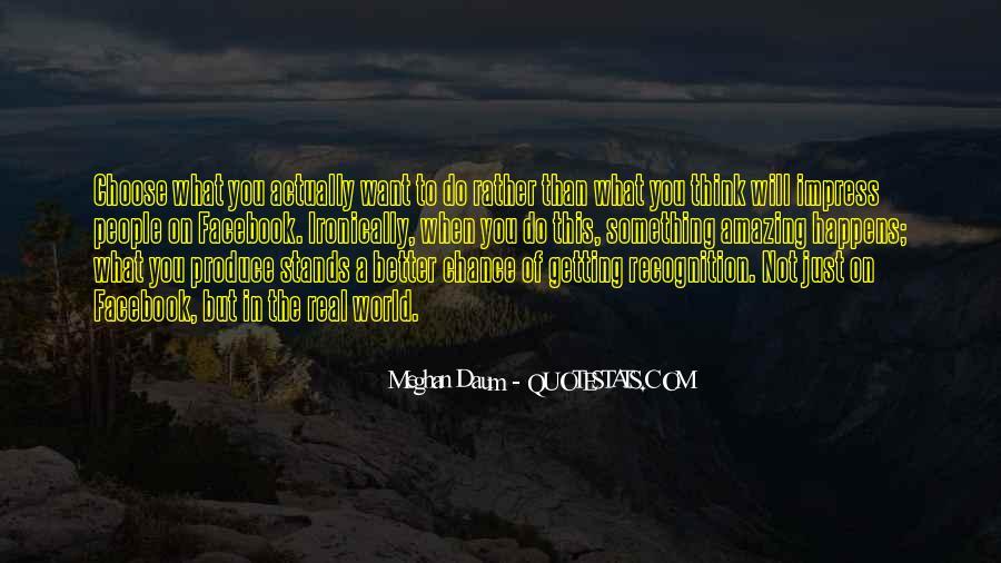 Do Something Amazing Quotes #679778