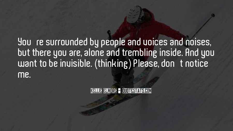 Quotes About Invisible Illness #1135744