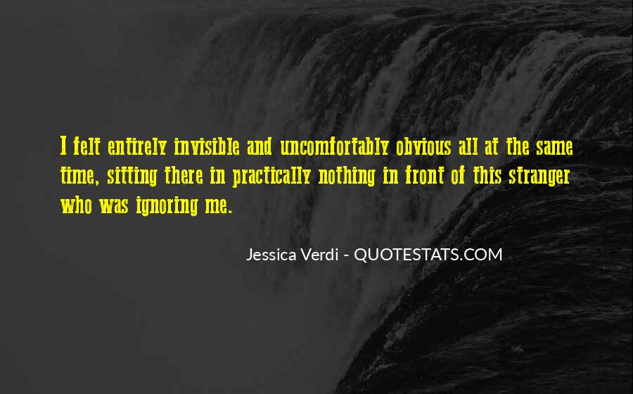 Quotes About Invisible Illness #1517621