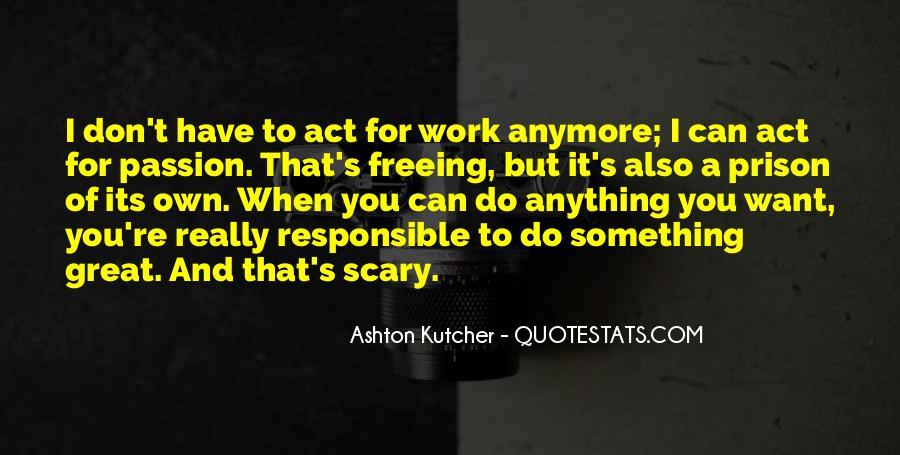 Do Something Scary Quotes #1257794