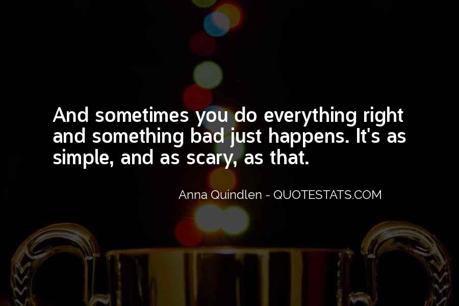 Do Something Scary Quotes #1605135