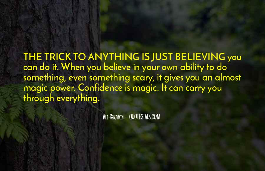 Do Something Scary Quotes #1653082