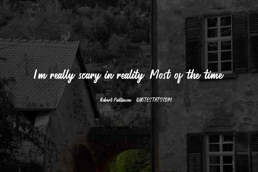 Do Something Scary Quotes #18357