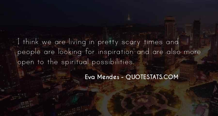 Do Something Scary Quotes #29173