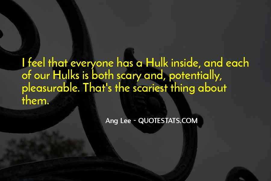 Do Something Scary Quotes #39836