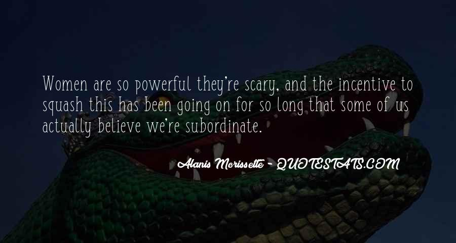 Do Something Scary Quotes #7487