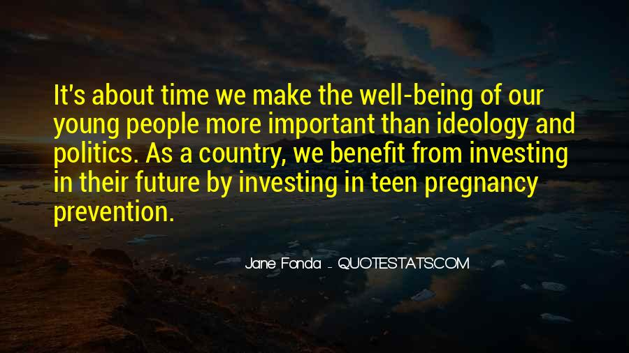 Quotes About Investing Time In People #1874967