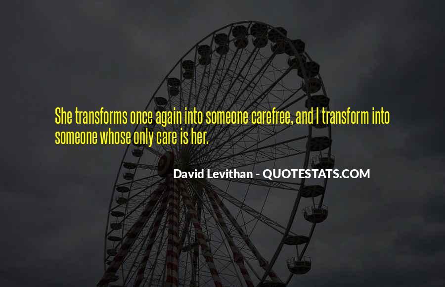 Do U Think I Care Quotes #487