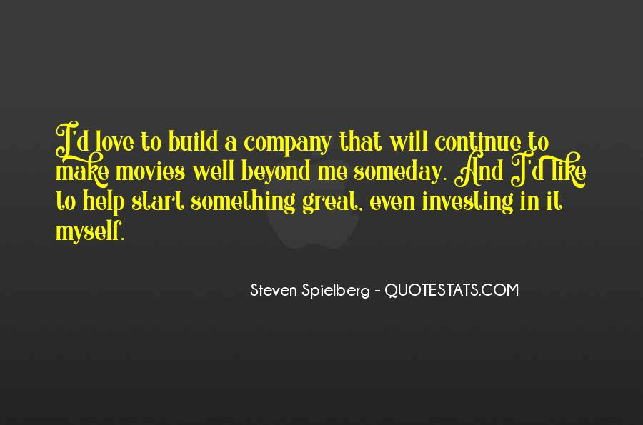Quotes About Investing In Love #1721522