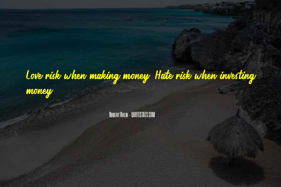 Quotes About Investing In Love #320440