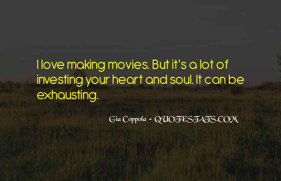 Quotes About Investing In Love #800432