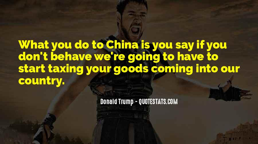 Do What You Say You're Going To Do Quotes #1629303