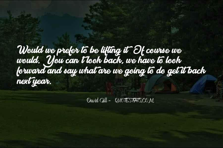 Do What You Say You're Going To Do Quotes #553236
