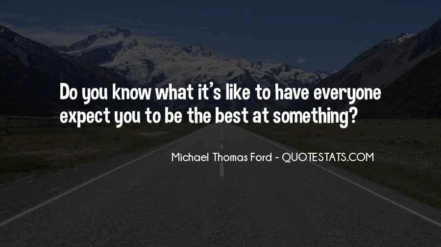 Do What's Best Quotes #102501