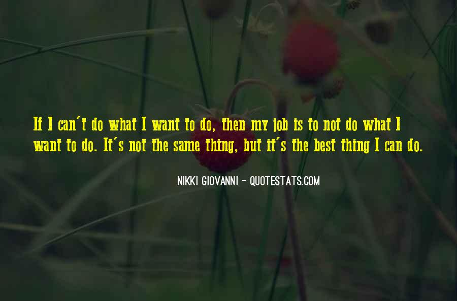 Do What's Best Quotes #211416