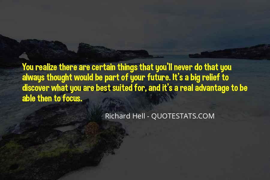 Do What's Best Quotes #294408