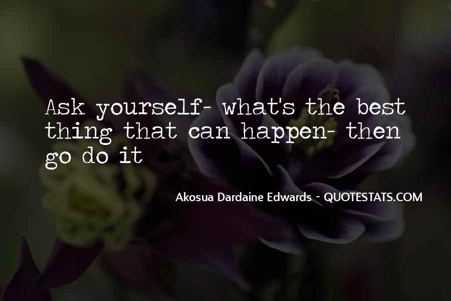 Do What's Best Quotes #42333