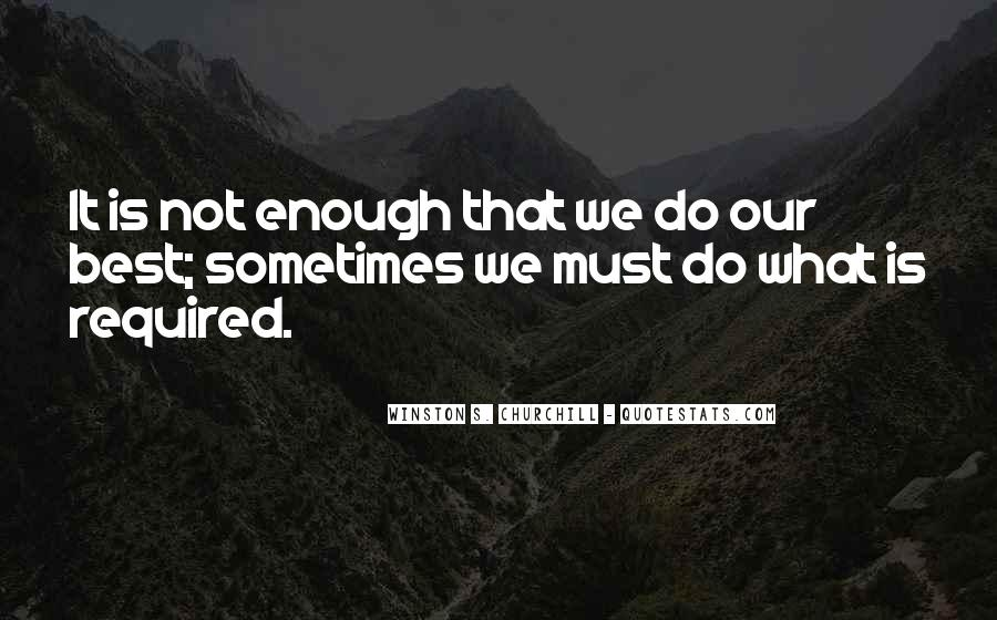 Do What's Best Quotes #69725