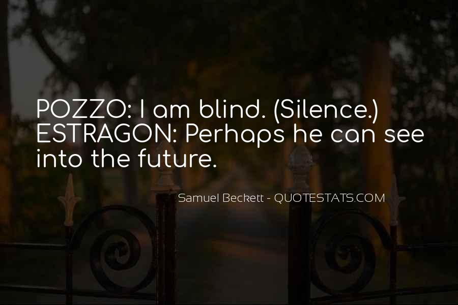 Do You See Me In Your Future Quotes #52857