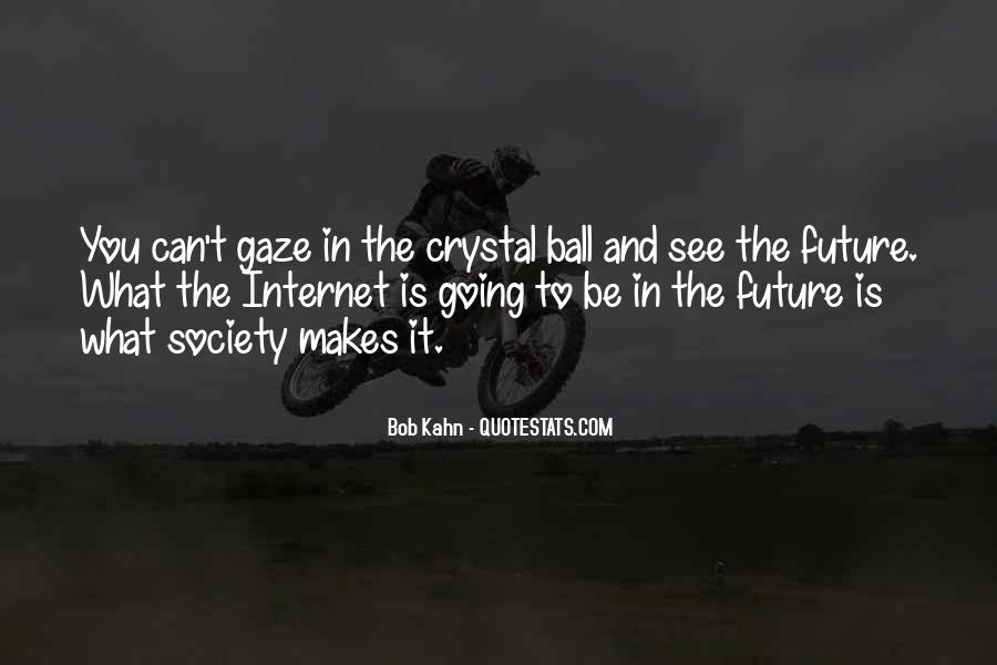 Do You See Me In Your Future Quotes #57003