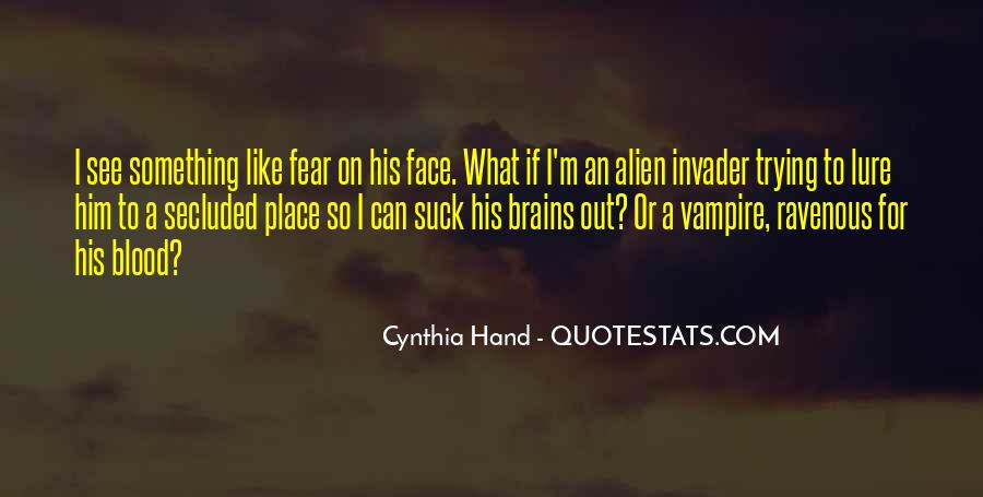Quotes About Invader #1018480