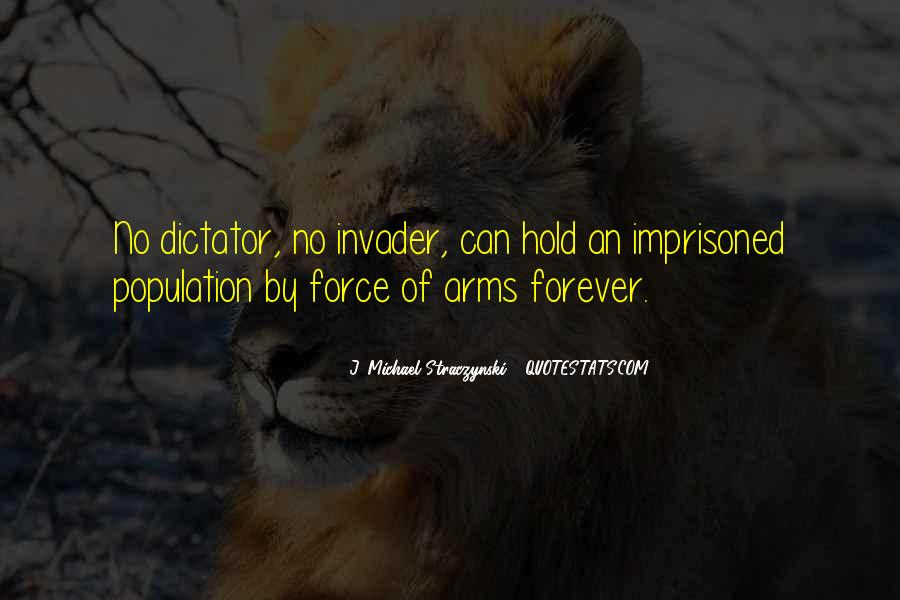 Quotes About Invader #537456