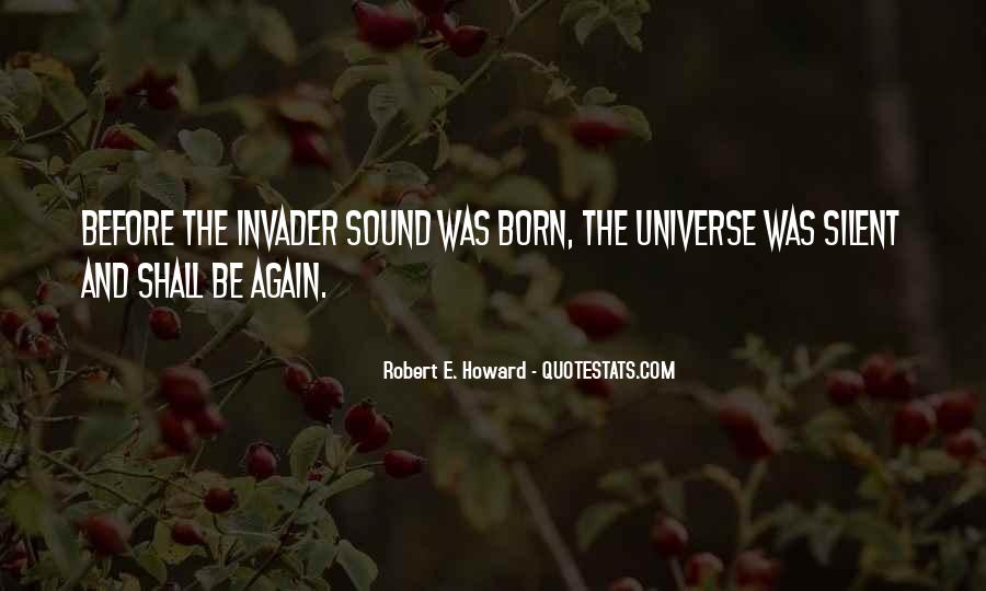 Quotes About Invader #757089
