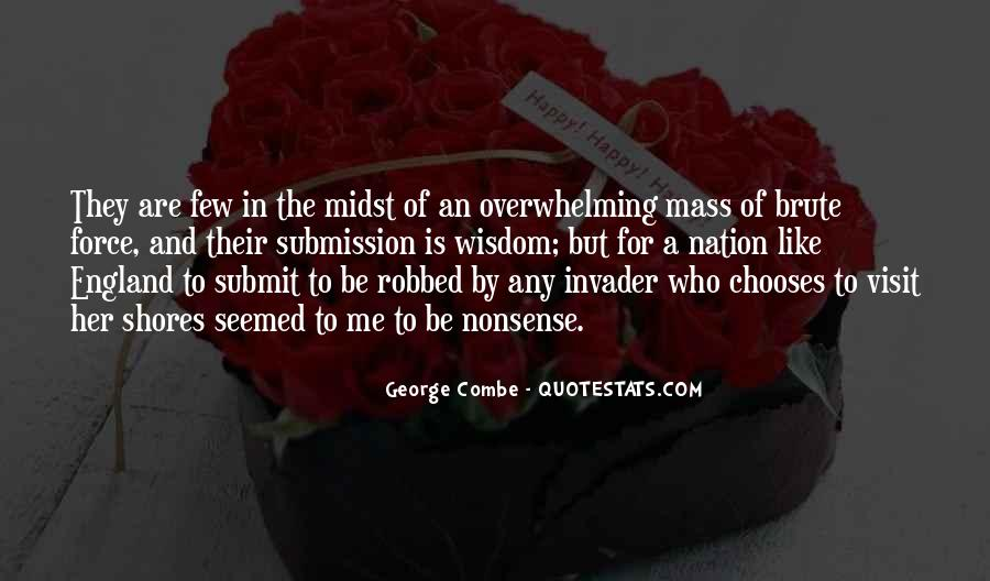 Quotes About Invader #841637