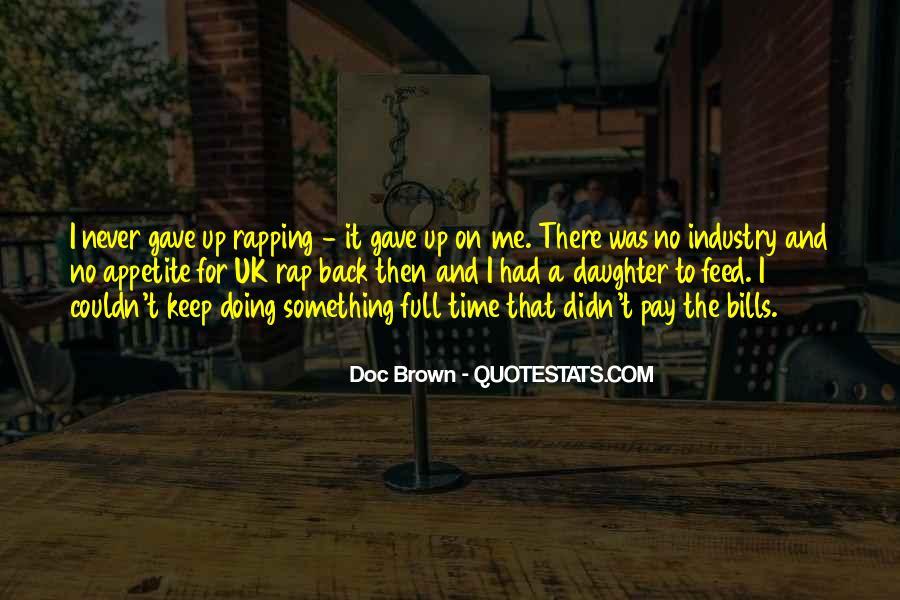 Doc Quotes #11280
