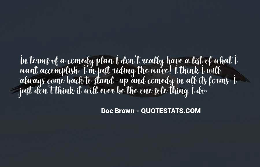 Doc Quotes #173173