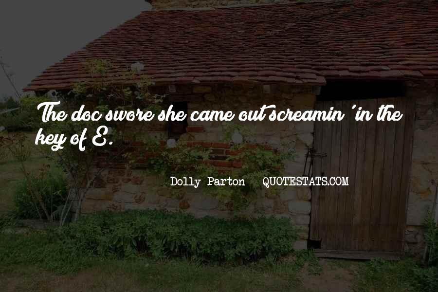 Doc Quotes #285091