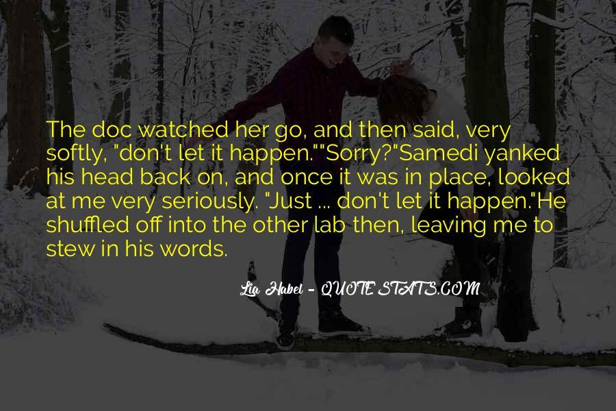 Doc Quotes #310812