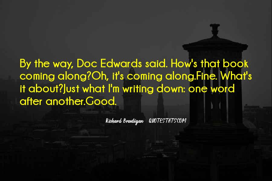 Doc Quotes #380890