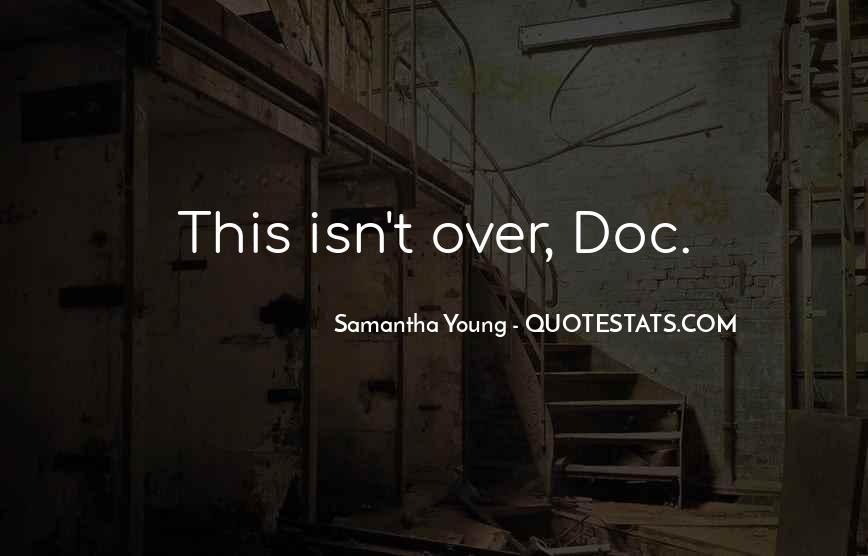 Doc Quotes #393523