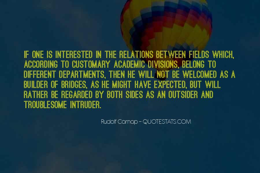 Quotes About Intruder #1013878