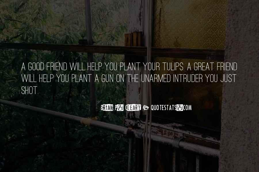 Quotes About Intruder #1195387