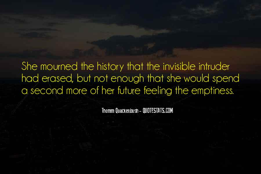 Quotes About Intruder #1210400