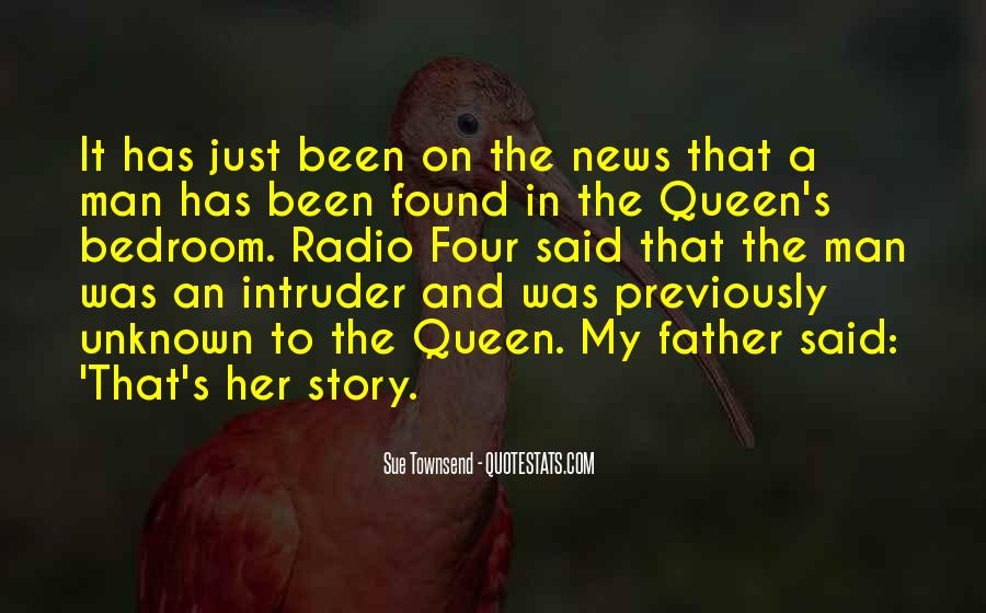 Quotes About Intruder #1210560