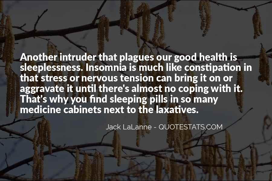 Quotes About Intruder #121191