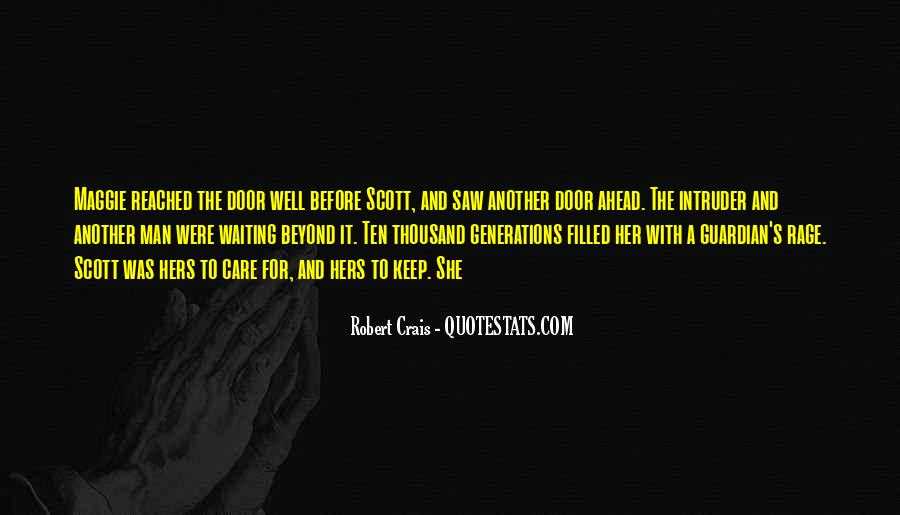 Quotes About Intruder #175142