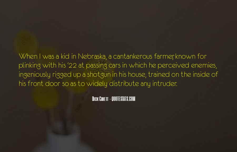 Quotes About Intruder #895782