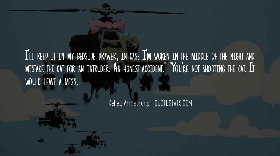 Quotes About Intruder #95723
