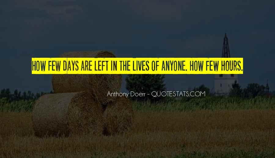 Doerr Quotes #14763