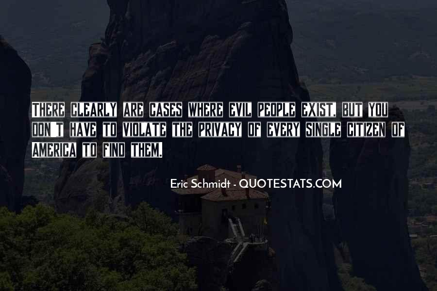 Does Evil Exist Quotes #1203052