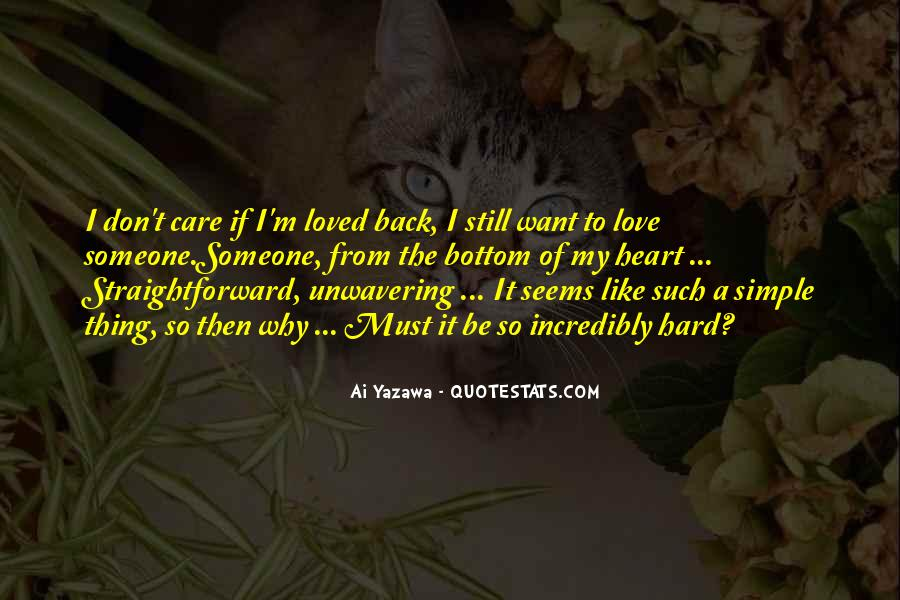 Does He Like Me Back Quotes #9162