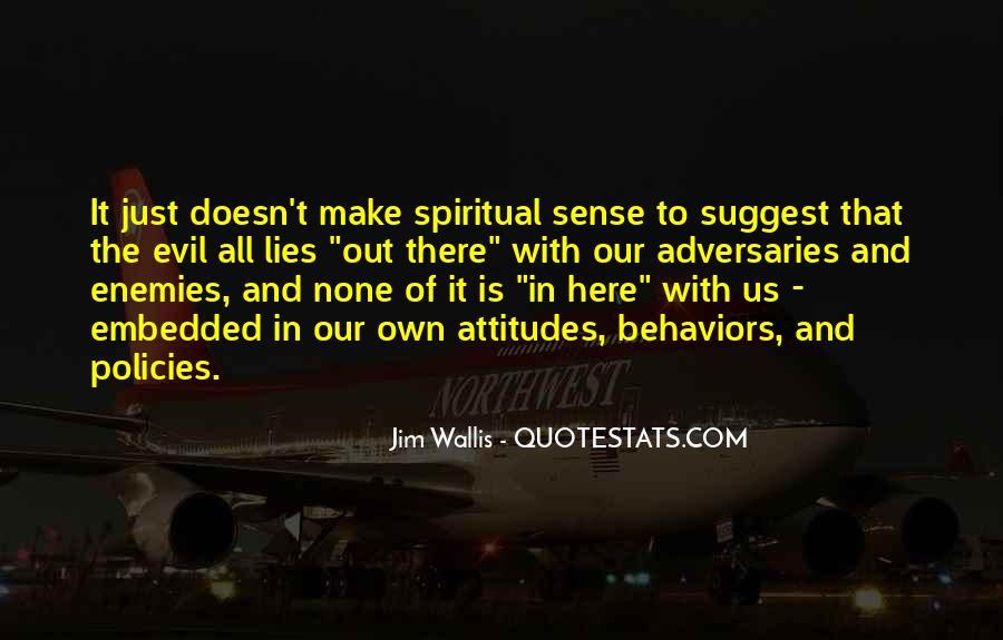 Doesn't Make Sense Quotes #309565